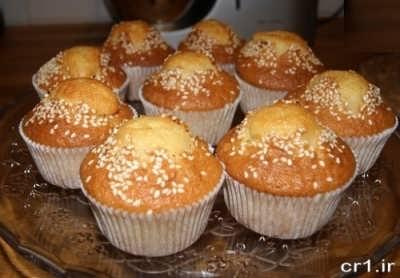 دستور پخت مرحله به مرحله کیک یزدی
