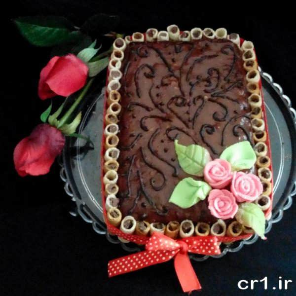 دیزاین کیک یخچالی جدید و زیبا