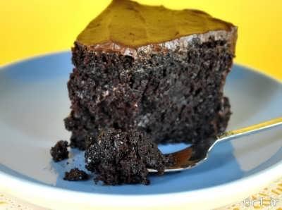 دستور پخت کیک خیس در خانه