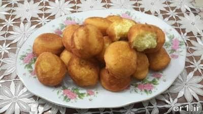 دستور پخت کیک قاشقی در خانه