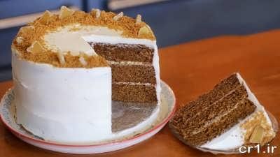 تزیین کیک زنجبیلی