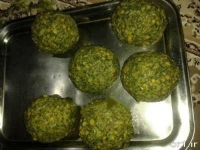 کوفته سبزی