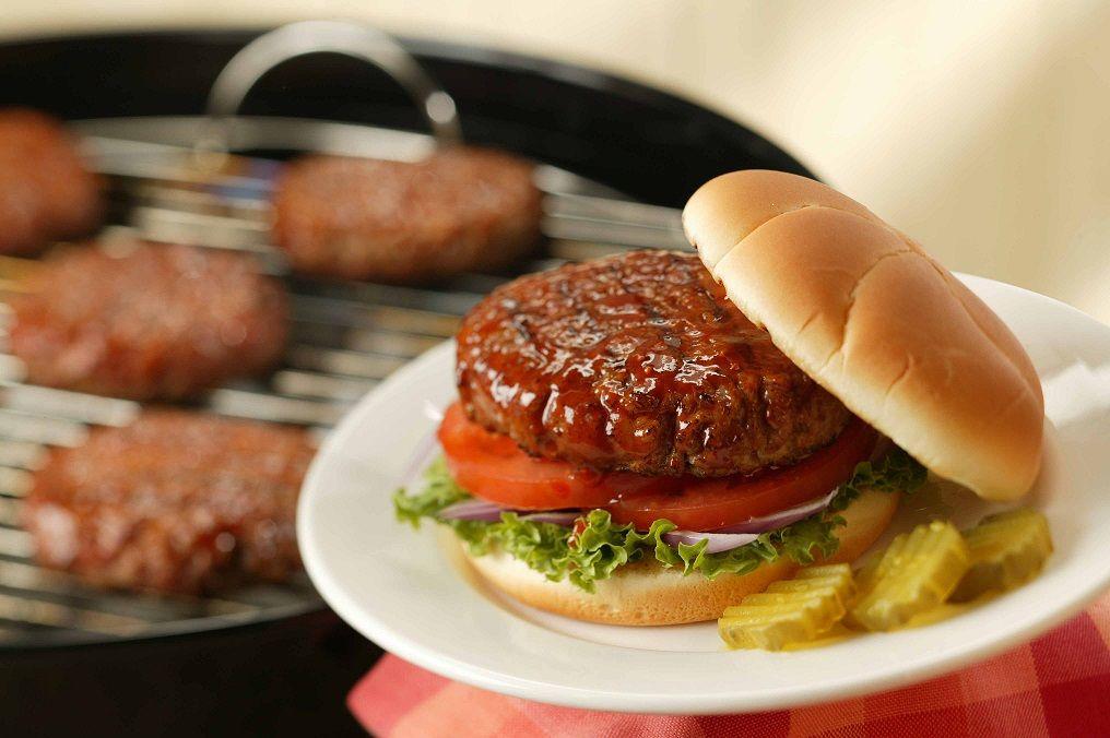 طرز تهیه همبرگر با سویا در منزل