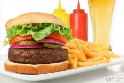 دستور تهیه همبرگر با سویا