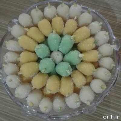 طرز تهیه شیرینی توت با طعم های مختلف