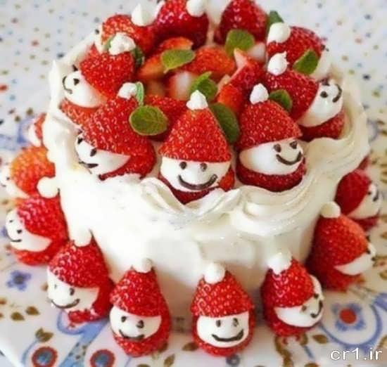 تزیین کیک برای تولد کودکان