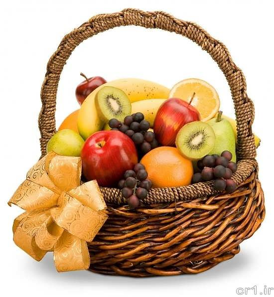 میوه آرایی جذاب و متفاوت