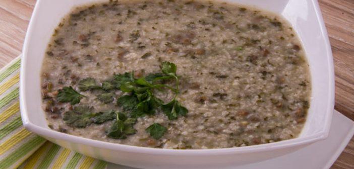 طرز تهیه آش برنج لذیذ و خوشمزه