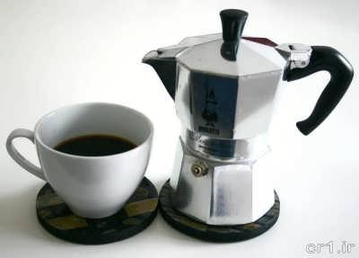 قهوه اسپرسو خوش طعم
