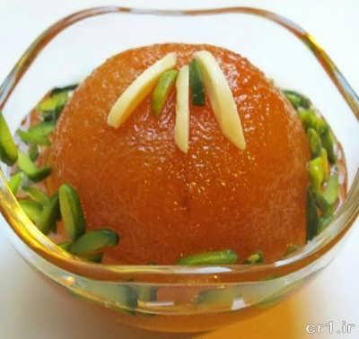 مربای پرتقال