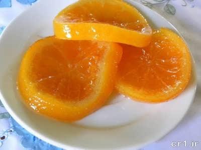 روش تهیه مربا پرتقال