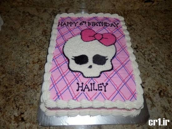 تزیین جالب کیک تولد