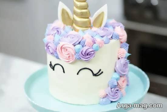 تزیین کیک فانتزی
