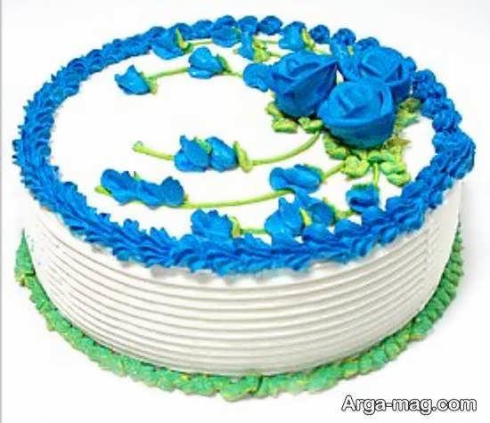 مدل زیبای کیک
