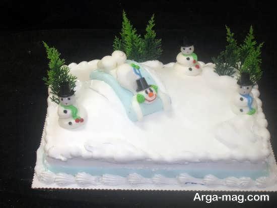 کیک مزین