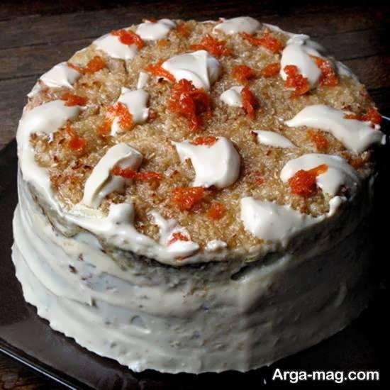 ایده زیبا سازی کیک