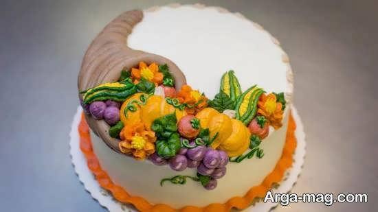 مدل کیک جذاب