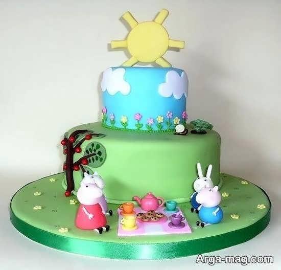 تزیینات کیک
