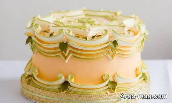 تزیینات کیک جدید