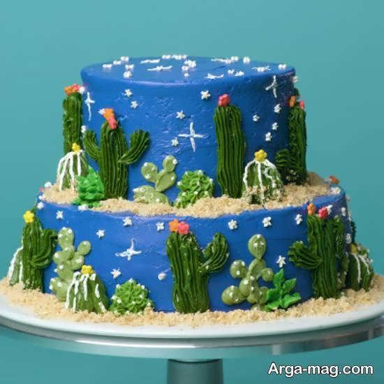 زیبا سازی کیک