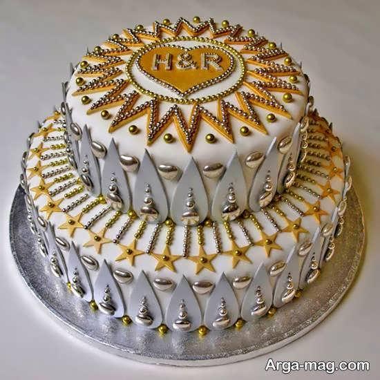 تزیینات کیک به روشی متفاوت