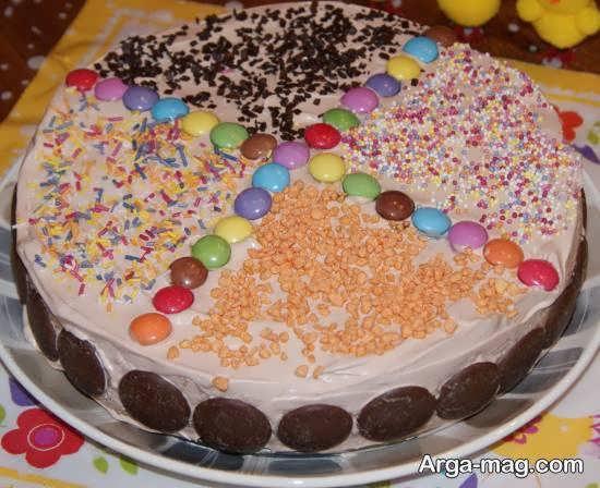 ایده جذاب کیک