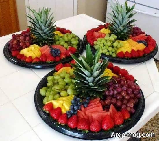تزیینات جذاب آناناس