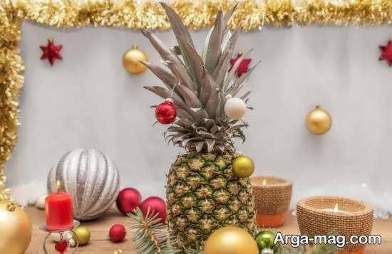 تزیینات آناناس
