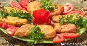 طرز تهیه کتلت مرغ خوش مزه در خانه