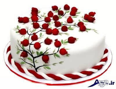طرز تهیه کیک خامه ای خانگی