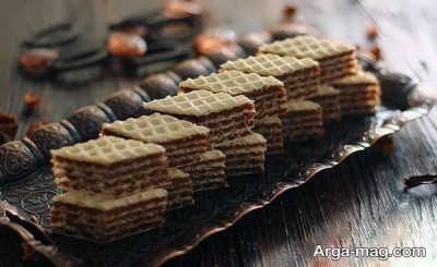 طرز تهیه شیرینی میکادو در منزل با طعم ایده آل