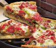 طرز تهیه پیتزا مخلوط خانگی
