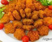 طرز تهیه ناگت مرغ بسیار خوشمزه و لذیذ در خانه